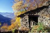 Dalle stalle dei Ronchi verso la Valchiavenna