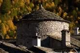 Pretorio - La torre rotonda